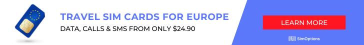 Sim Card Europe